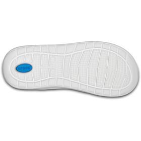 Crocs LiteRide sandaalit, navy/white
